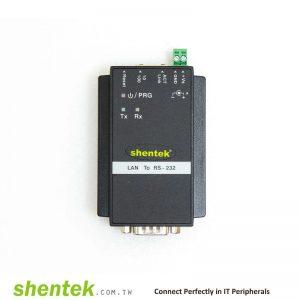 Industrial 1 port RS-232 Device Server Over IP Ethernet