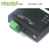 10 100 ethernet to SFP Fiber Converter Poe PSE Din Rail