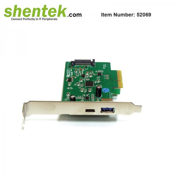 shentek-52069-USB3.1-PCIe-Card