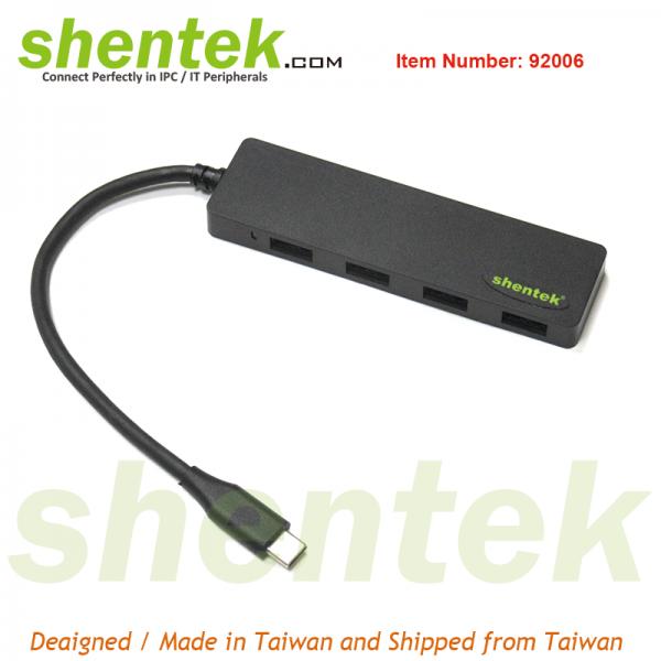 92006-USB-C-to-4-port-USB-3.1-Gen-1-5G-HUB