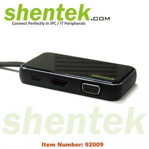 USB-C HDMI VGA Audio